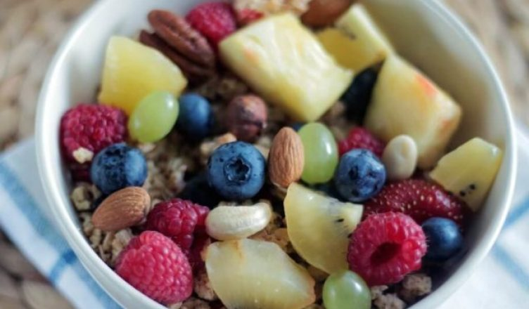 7 Lebensmittel die uns Energie spenden