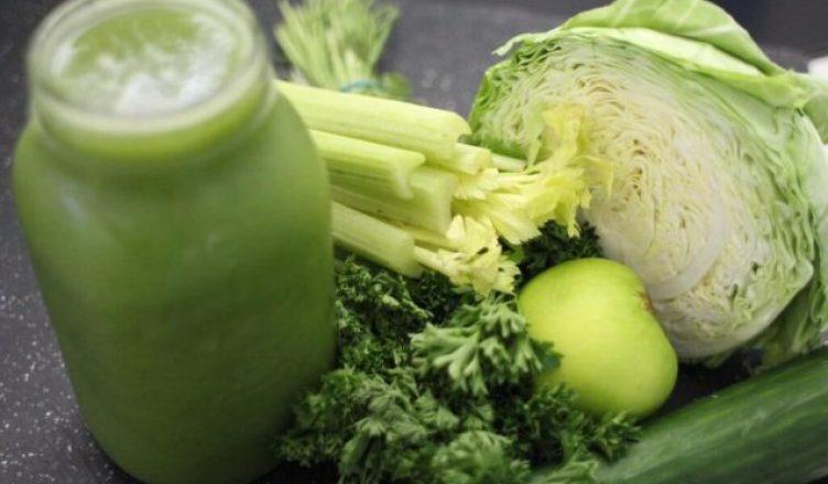 Dieser köstliche grüne Smoothie
