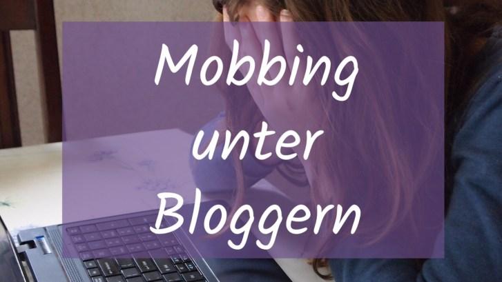 Blogger gegen Mobbing: Blogger sind mobber!