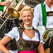 Sabrina Innerebner - Harfe