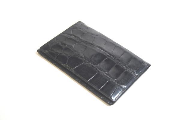 Brieftasche Krokoleder
