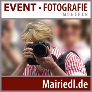 Mairiedl.de Eventfotografie München