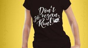 Veganima - Don't go vegan. Run!