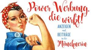Power-Werbung, die wirkt - Marketing mit der Münchnerin