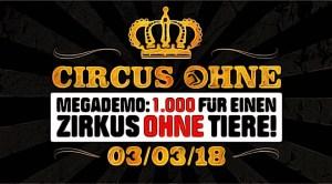 Mega-Demo Zirkus Ohne