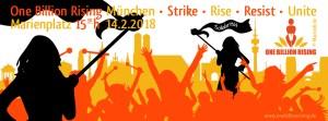 One Billion Rising München 2018