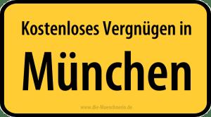 München kostenlos - Tipps - www.die-muenchnerin.de