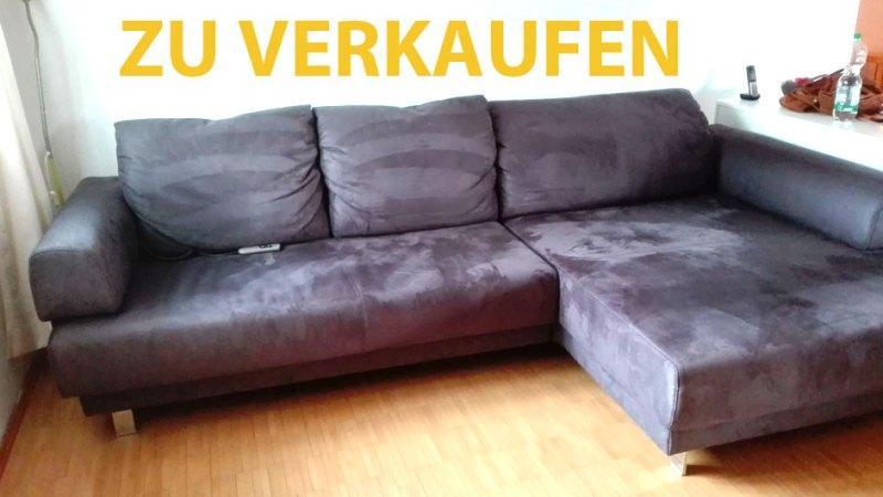 Sofa von Ewald Schillig, 280 x 170 cm