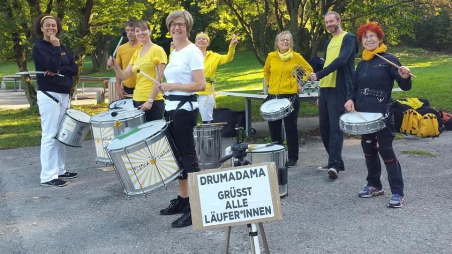 Drumadama Sambagruppe Latin Power Percussion München - Foto: Sabine M. Mairiedl