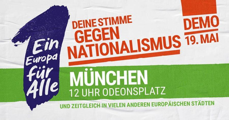 Deine Stimme gegen Nationalsozialismus