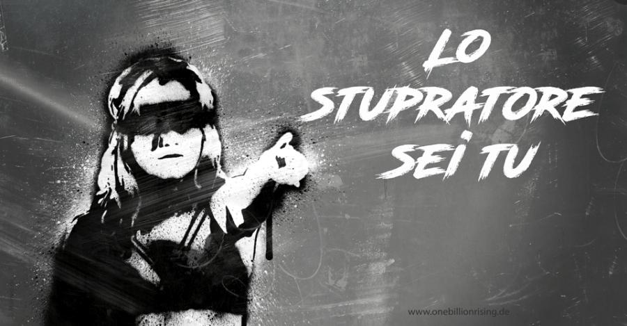 El violador eres tú - Lo stupratore sei tu - #lastesis #unvioladorentucamino