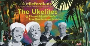 Kulturlieferdienst - The Ukelites - 30.5.2020 - München - Eduard-Schmidt-Str. 8