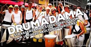 Drumadama Streetpercussion Kulturlieferdienst