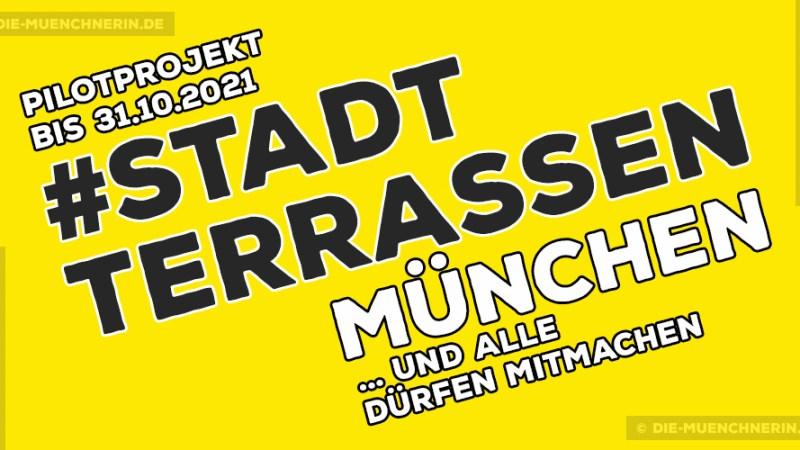 Stadtterrassen München