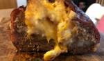 Kartoffelpüree-Spargel Baconbomb