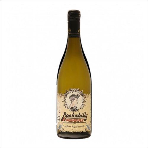 Gelber Muskateller 2016 vom Weingut Rockabilly Weinkult