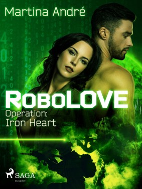 RoboLOVE Operation: Iron Heart, Cover