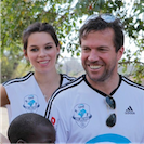 Lothar Matthäus in Malawi