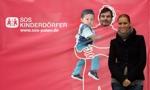 Yasmina Filali und Thomas Helmer unterstützen die SOS Patenwochen