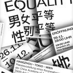 Gender Equality Hangzhou Tokio Wien