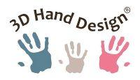 3D hand design Rabatt
