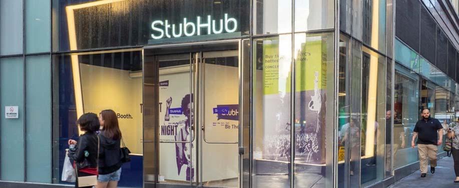 StubHub Rabattcode