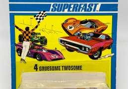 Matchbox Superfast No.4b Gruesome Twosome
