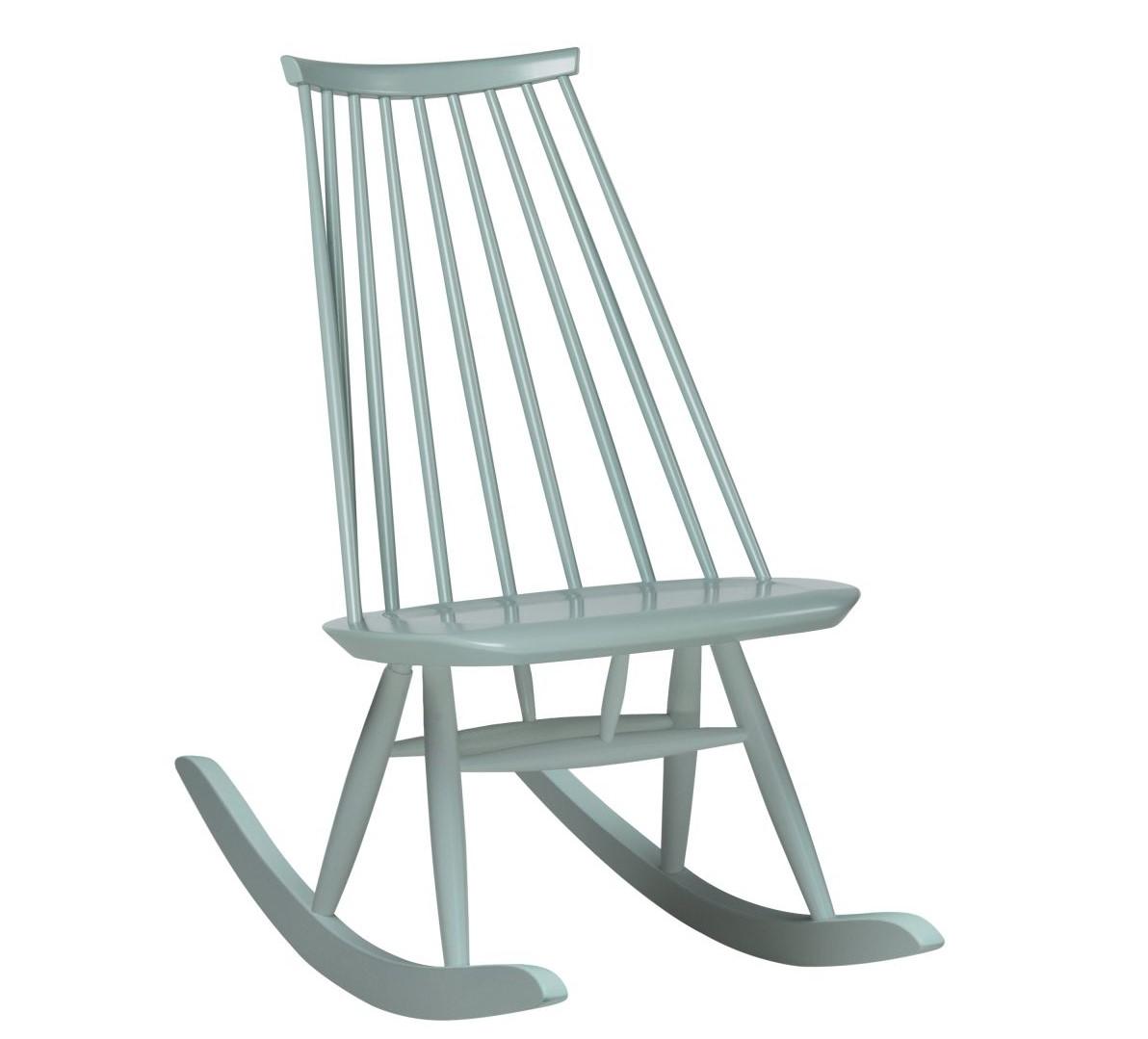 Bimba su sedia a dondolo in resina dipinta con bambola in braccio. Sedie A Dondolo Di Design Le Mie Preferite Dieci Quattro Architettura