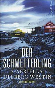 Gabriella Ullberg Westin: Der Schmetterling. Buchvover.