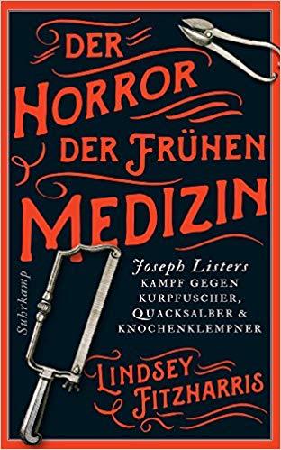 Horrer der frühen Medizin - Cover