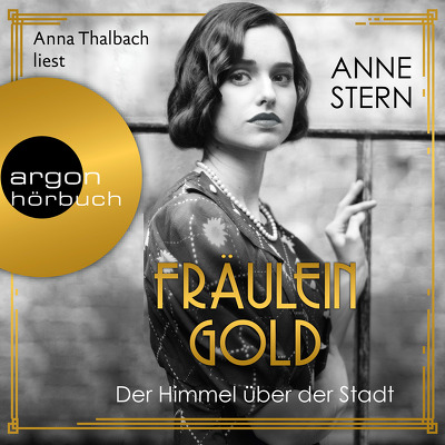Cover Hörbuch Fräulein Gold
