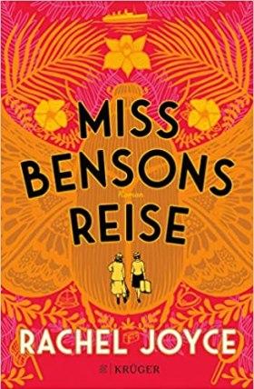 Cover Miss Bensons Reise
