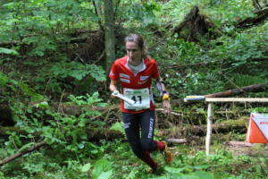 Martina Ruch (SUI), 41th, WOC2017 middle distance (2)