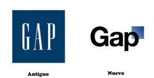 Posicionamiento de marca caso de los logos GAP