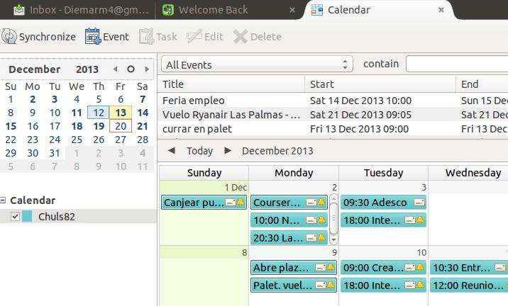 Sincronizar Thunderbird con Google Calendar 03