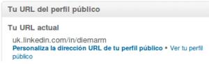 Editar URL Linked