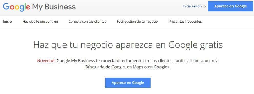 Google My business, qué es y cómo usarlo