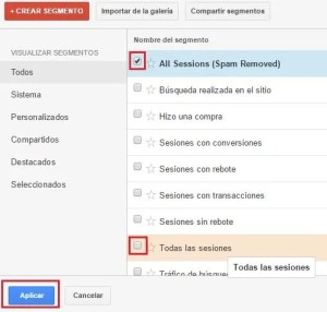 referral spam aplicar segmento Analytics 02