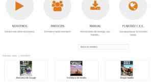 Catálogo de Senderos sin barreras