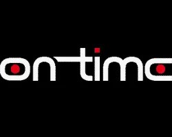 Logo on-time