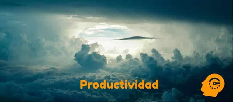 aplicaciones en la nube y productividad