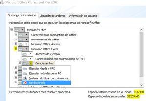 instalación de Office 2007 paso 03
