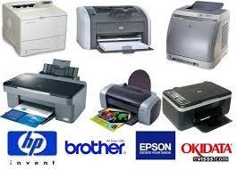 Impresoras e insumos