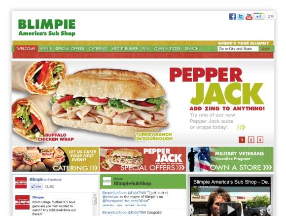 blimpie.com
