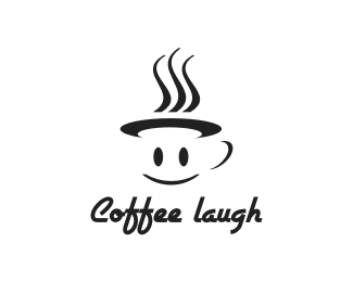Coffee laugh