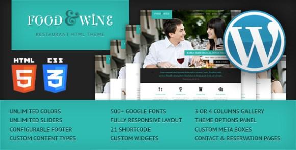 Aliments & Du vin