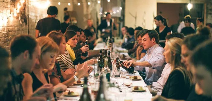 Dinner dinners Lab a new buzzword in the United States