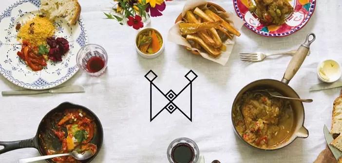 Taproom restaurant dishes Mazi Mas