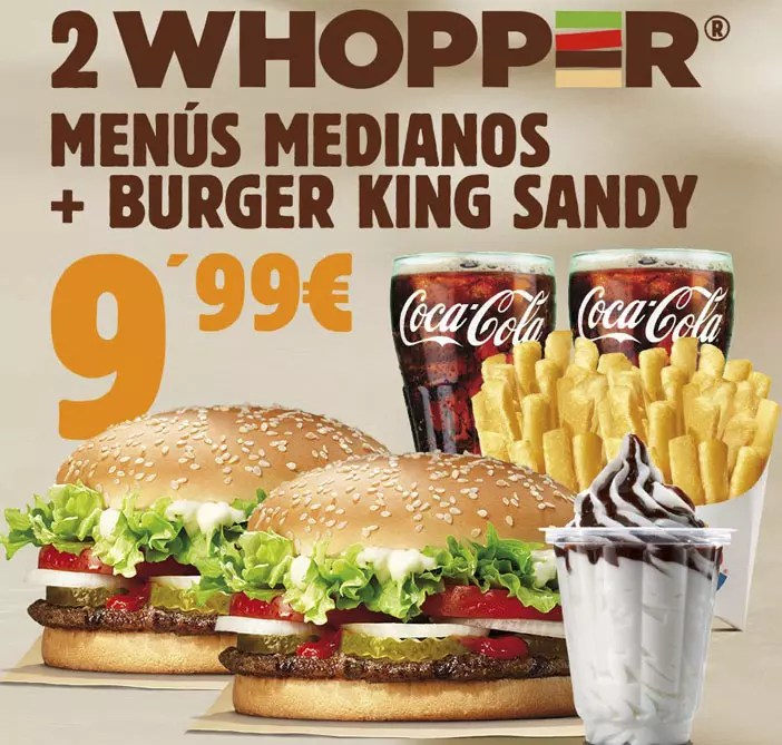 Burger King Promotion