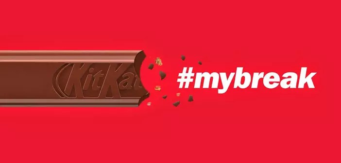 Kitkat campaign with Youtube